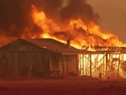 Firefighters Made Development against Fires in US West