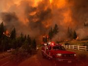 Largest Fire in Northern California Destroyed Multiple Homes
