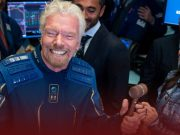 Richard Branson became the first person to enter Outer Space on Rocket