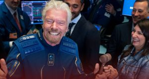 Richard Branson became the first-person who Rockets to Outer Space