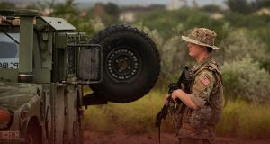 States Plan to Deploy Police & National Guard Units to US-Mexico Border