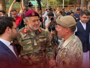 To US General in Afghanistan Resigned from his Post