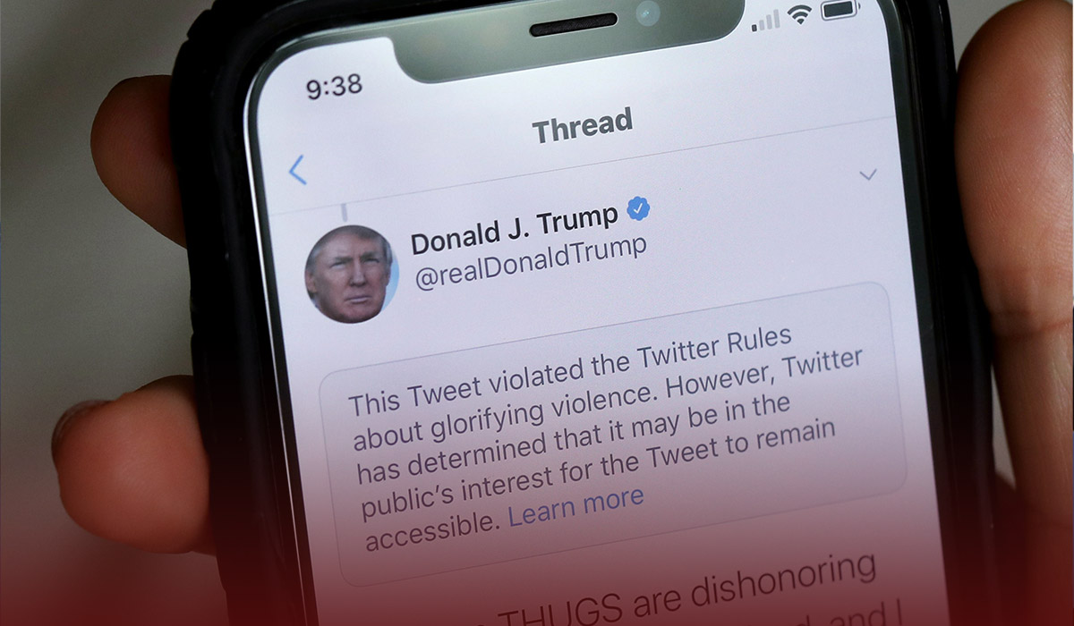 Trump Sued Facebook, Google and Twitter and claimed Censorship