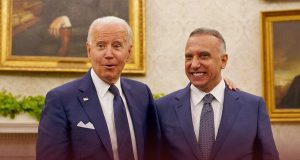 US President Joe Biden Announced to End Combat Mission in Iraq