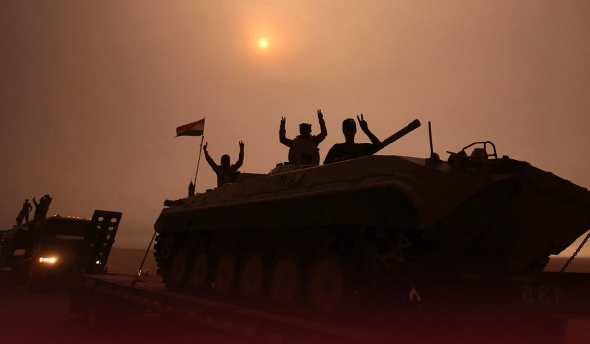 US President Announced to End Combat Mission in Iraq