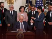 US President Signs Order to Combat Corporate Abuses