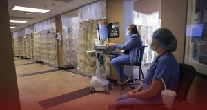 Unvaccinated Epidemic Burdens Busy American Hospitals
