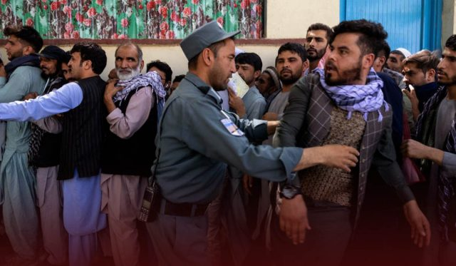 Taliban Take Control of Kabul and Afghan Government Collapses