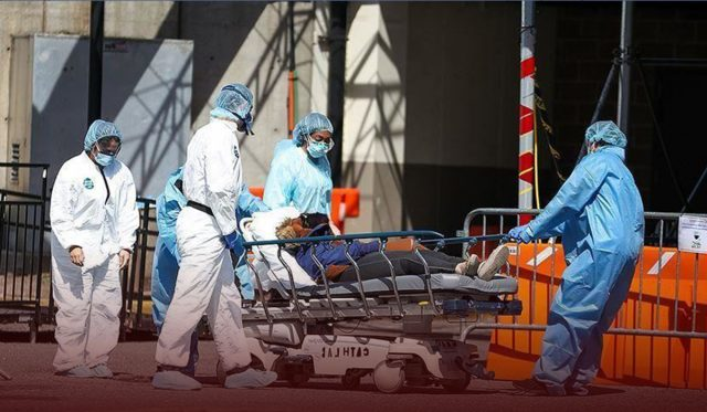 Coronavirus once again become the Focus of US President's Schedule