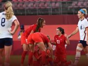 Canada Upsets US to Qualify for Women's Soccer Final