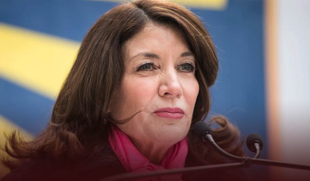 First Female Governor of New York State – Kathy Hochul
