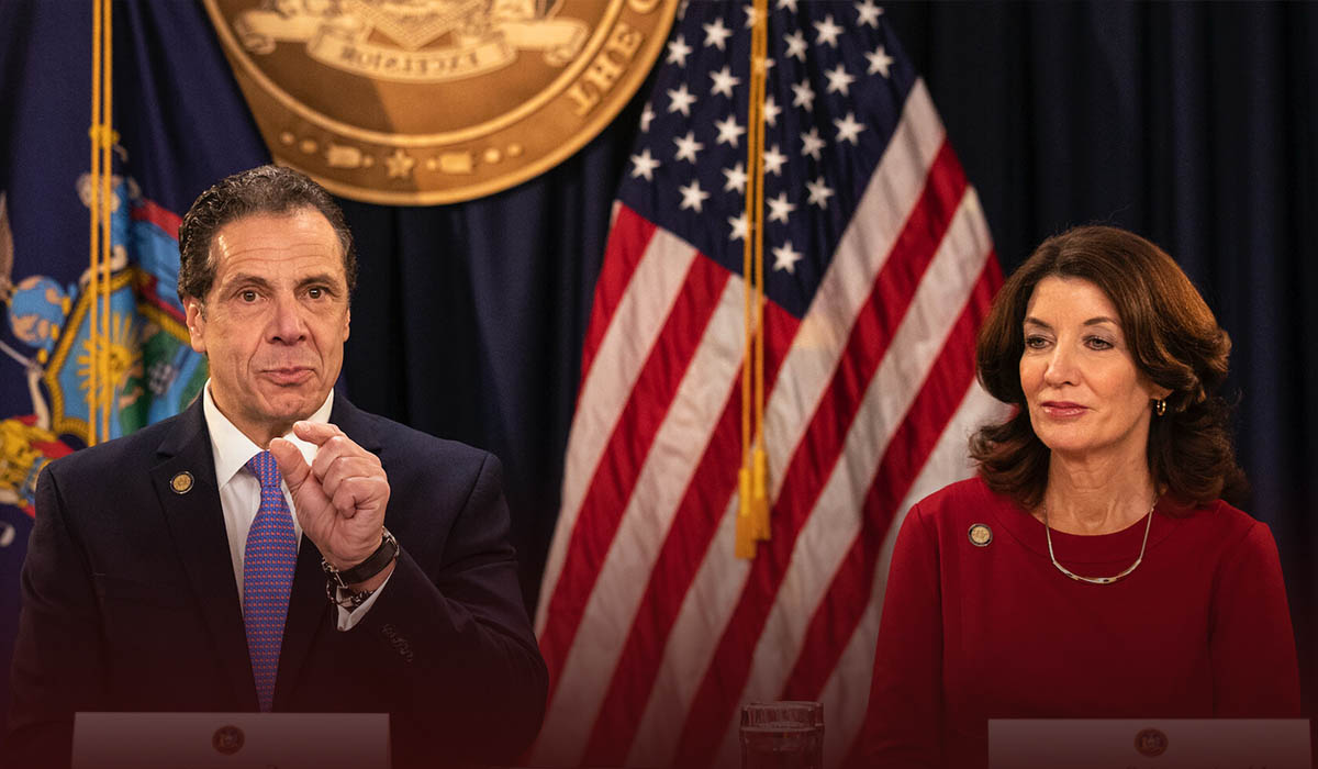 First Female Governor of New York – Kathy Hochul