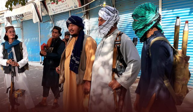 If Taliban Take Power by Force in Afghanistan, US will Isolate Them