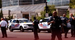 Man Surrenders to United States Capitol Police who Claimed Bomb