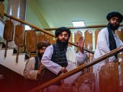 Taliban meet with Former Foes to Consolidate Power