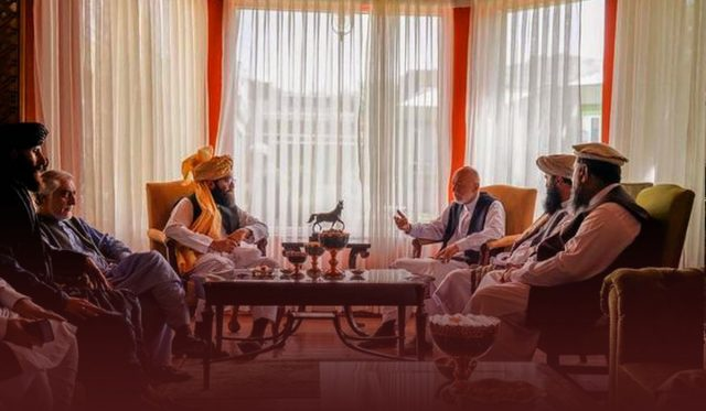 The Taliban hasn't Seized all Provinces of Afghanistan