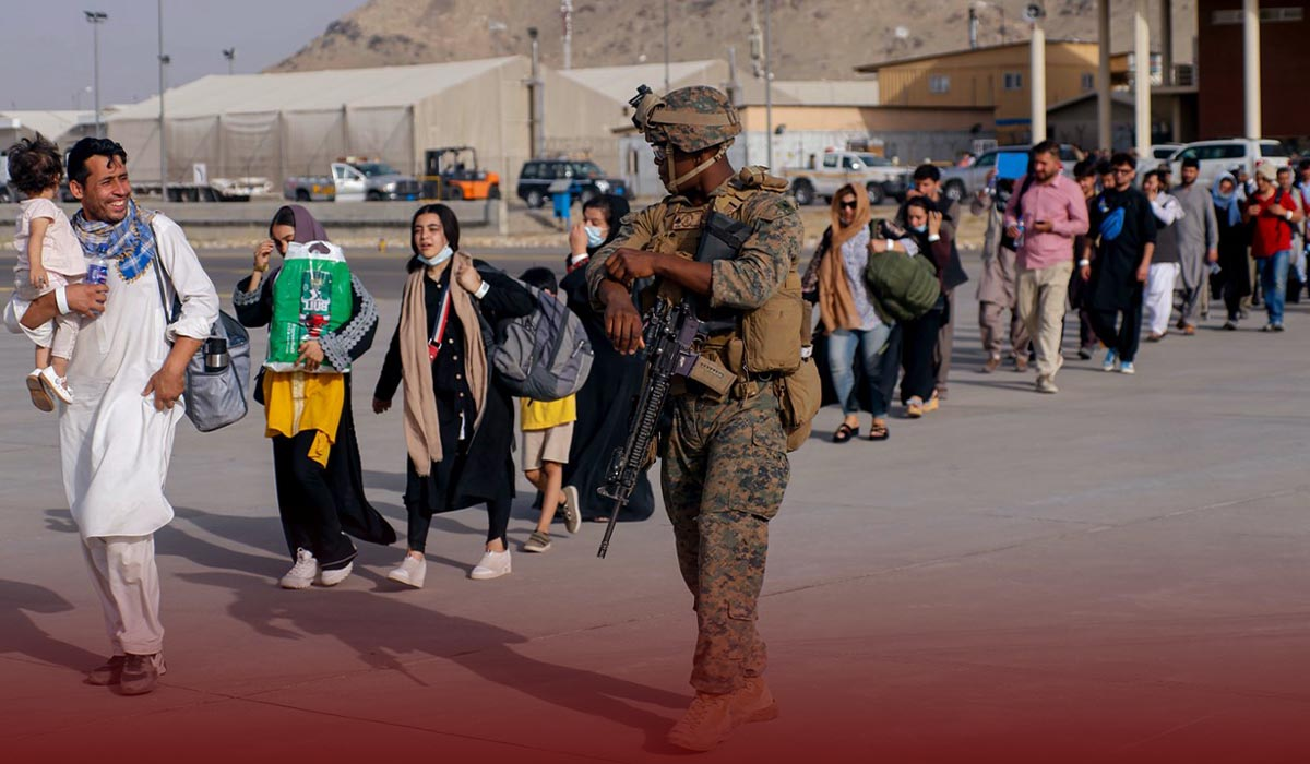 US-led Evacuation from Afghanistan is on Fast-track – Biden