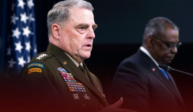 Afghanistan will Likely Erupt in Civil War – General Mark Milley