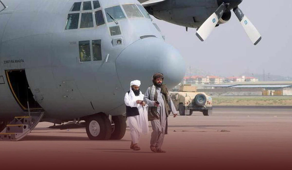 US Secretary of State Urged Taliban to Allow Departing Charter Flights