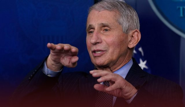 Anthony Fauci Defends Coronavirus Vaccine Boosters and 3rd Shot
