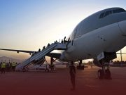 Flight Lands in Qatar as Taliban Cleared Foreign Nationals