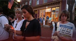 No one Can Kill the Truth - Capital Gazette Shooting Survivors Message