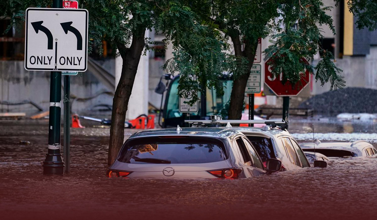 Over Forty-five were Killed after Hurricane Ida's remnants hit Northeast