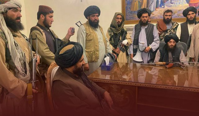 Taliban Established all-male Interim Government in Afghanistan