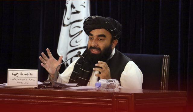 Taliban request to Address United Nations General Assembly