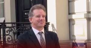 Former-Intel Official Christopher Steele Defends Controversial Dossier