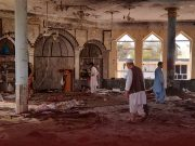 ISIS Suicide Bomber Killed 46 Afghan Worshippers in Mosque