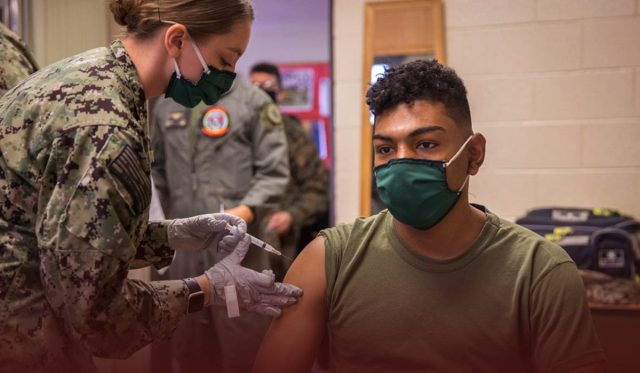 Many US Troops Remain Unvaccinated as Deadline Near