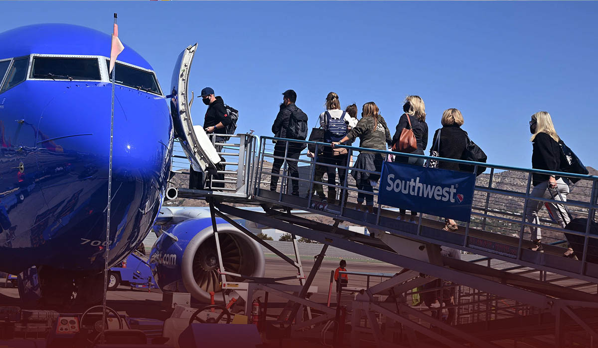 Southeast Airlines Apologized for over 2000 Flight Cancellation