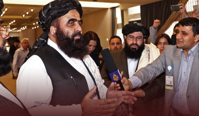 The United States will Provide Humanitarian Aid to Afghans – Taliban