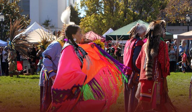 US Observes Indigenous Peoples' Day and Columbus Day